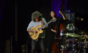 Interview with Pat Metheny Quartet at The Cabot