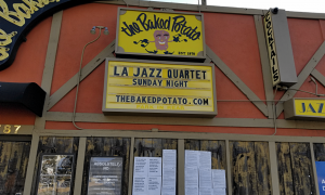 Interview with L.A. Jazz Quartet: Live at The Baked Potato