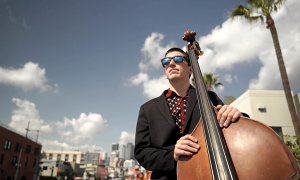Jazz article: Take Five with Will Lyle