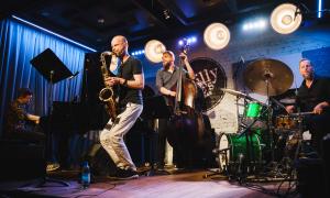 Jazz article: Live From Tallinn: The Jussi Lehtonen Quartet, Akli, Dreamkrusher! & Shelton San vs Zahir