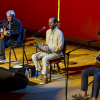 "Read ""Caetano Veloso, James Carter, Hamza Akram, Eyal Vilner and David Grollman"" reviewed by Martin Longley"