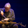 Read Fred Frith's solo performance at the Macedonian Philharmonic Orchestra's Concert Hall