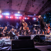 "Read ""Donny McCaslin Group / Ensemble LPR: Symphonic Bowie at Central Park SummerStage"" reviewed by Kurt Gottschalk"