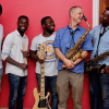 """Read """"Benjamin Boone: The Poetry of Jazz and the Ghanaian Connection"""" reviewed by Duncan Heining"""