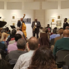 "Read ""Arpeggio Jazz Ensemble ""Bebop"" Concert at Woodmere Art Museum"" reviewed by Victor L. Schermer"