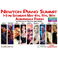 Newton Piano Summit