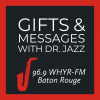 Gifts & Messages with Dr. Jazz Logo