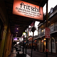 Fritzel's European Jazz Club
