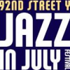 92nd Street Y Jazz in July Festival