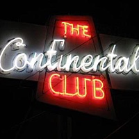 The Continental Club Houston