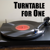 Turntable For One