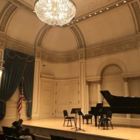 Weill Recital Hall At Carnegie Hall