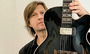 Guitarist Wolfgang Schalk releases Obsession. Available now!