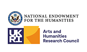 London Researcher Receives Joint Funding From The US National Endowment For The Humanities (NEH) And The UK Arts And Humanities Research Council (AHRC)