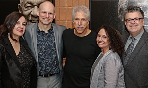 "New Bob Mintzer Big Band – New York Voices Album, ""Meeting Of Minds,"" Out Now From MCG Jazz"