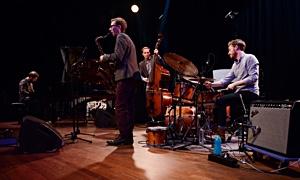"The Matt Anderson Quartet Release ""Rambling"" On Jellymould Jazz"