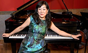 Stunning Originals Featured On Pianist Michika Fukumori's Piano Images - Solo Project Produced By Steve Kuhn