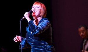 "KMP Is Proud To Present Award Winning Jazz Singer, Spider Saloff In A Brand New Show, ""The Cool Heat Of Peggy Lee"" In It's New York Debut!"