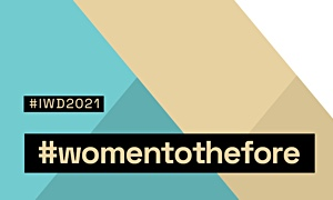 #Womentothefore Of The Jazz Scene For International Women's Day 2021
