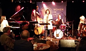 "Montpelier Arts Center Hosts Second Panel On Women In Jazz:  ""Building Community"" on Sunday, March 18"