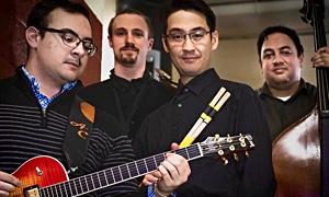 "Award-Winning Drummer Tatsuya ""Tat"" Yoshinaga Performs At Saloon In Davis Square With The Anthony Crescente Quartet"