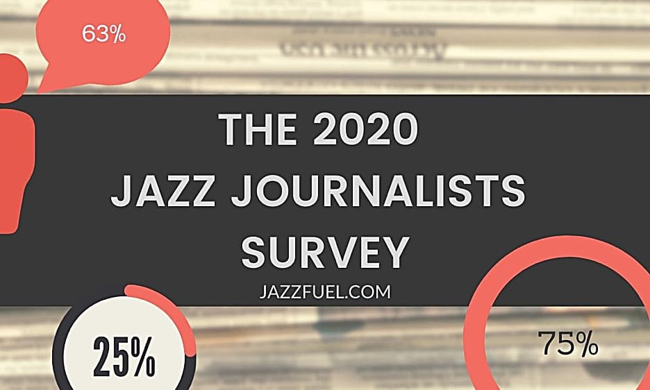 Attention Jazz Musicians: Read the Jazz Journalists Survey Results conducted by JazzFuel and learn best practices for getting your music reviewed