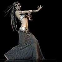 Alisa Gurova Implements Belly Dancing Techniques In Jazz Performance