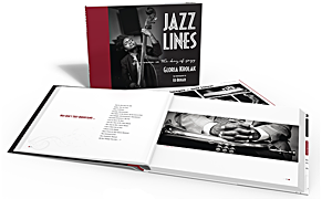 Jazz Lines: Free Verse in the Key of Jazz Both Erudite and Playful by Gloria Krolak