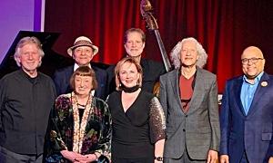 Famed Vocalist Roseanna Vitro Releases 'Sing A Song Of Bird Feat. Sheila Jordan, Bob Dorough, Marion Cowings