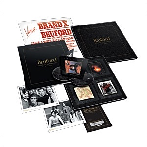 Bill Bruford's Definitive Boxed Set Nominated For Progressive Music Awards Reissue Of The Year