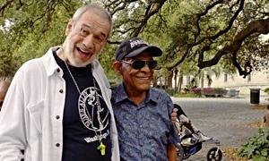 Djerassi Films Presents 'Resurrection! Airto Moreira And  Preservation Hall Jazz Band'