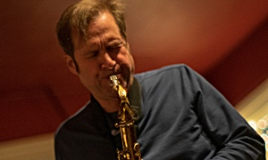 "Brawny-Toned tenorman Dave Wilson releases ""One Night At Chris'' (in Philadelphia) with Kirk Reese, Tony Marino and Dan Monaghan"