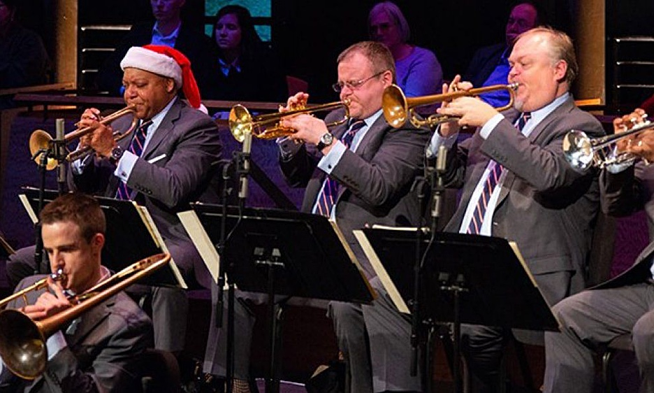 Jazz At Lincoln Center Premieres  2020 Holiday Virtual Concerts