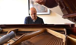 Pianist Dan Papirany Releases New Trio Album