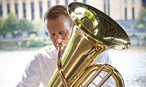 Missouri Arts Council Picks Tubaist Ralph Hepola For April Featured Artists