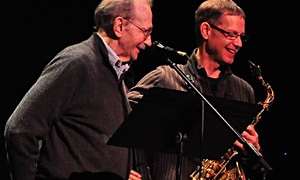 "Second Volume Of ""The Poetry Of Jazz,"" Much-Lauded Collaboration Between Saxophonist/Composer Benjamin Boone & The Late U.S. Poet Laureate Philip Levine, To Be Released Jan. 18"