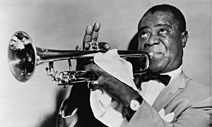 """Dot Time Legends Releases Louis Armstrong: """"The Night Clubs"""""""