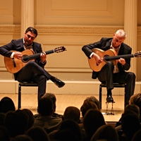 Guitar Duo Bulatović-nikčević Set To Wow New York City Audience As They Return To Carnegie Hall