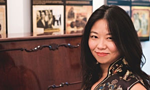 Asian-American Pianist And Composer Mavis Pan To Release Sophomore Album Set For Love Featuring Producer/Drummer Ulysses Owens, Jr. And Lyricist/Co-writer David Keyes