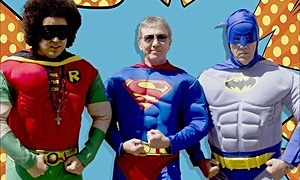 It's A Bird, It's A Plane... It's Superheroes! Randy Waldman's Jazz Superheroes-Packed CD On BFM Jazz, September 21, 2018