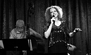 Vocalist / Composer / Arranger Kristen Lee Sergeant 'Smolder' Release Performance At Birdland Broadway World - Rave Review!  Brand New Video!