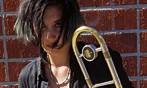 Trombonist And Big Band Composer/Arranger Mariel Austin Releases Debut Ep Runner In The Rain