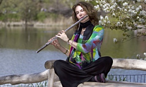 """Flutist Andrea Brachfeld's Virtuosity As Instrumentalist & Composer Manifested On """"If Not Now, When?,"""" Set For May 18 Release By Jazzheads Records"""