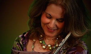 Flutist Andrea Brachfeld & Her Quartet Insight To Perform At The Triad Theater, NYC, Monday, June 18