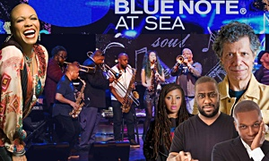 Blue Note At Sea '18 Special Double Offer: Two Can Sail For The Price Of One On Veranda Staterooms And Inside Staterooms Are Now Only $700 Per Person