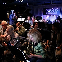 Diane Moser's Composers Big Band To Celebrate 20th Anniversary At Trumpets