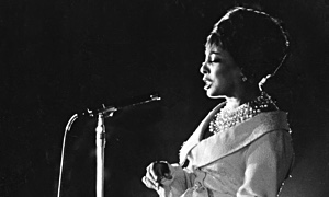 Missing Iconic Photo of Carmen McRae Found and Restored