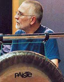 Eddie Prevost