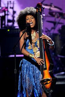 Bassist/Vocalist Esperanza Spalding Interviewed at All About Jazz