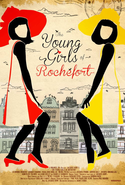 The Young Rochefort Girls